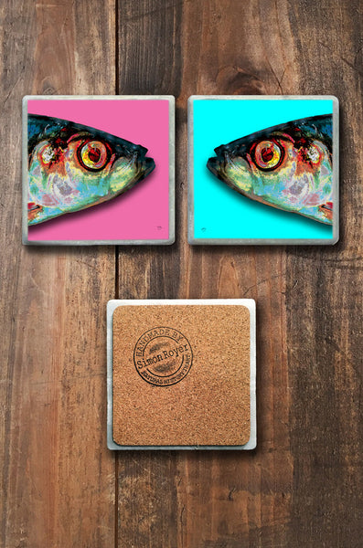 Herring Pair Coasters