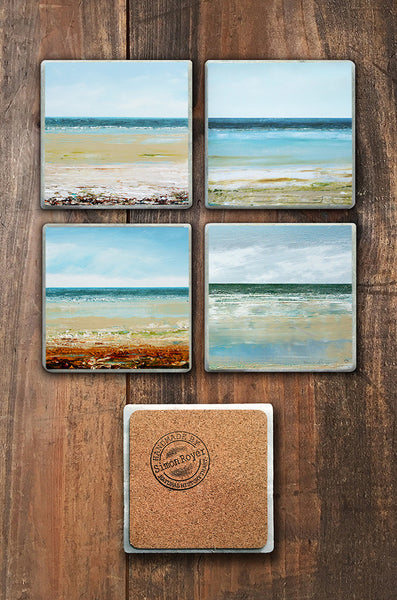 Seascape Coasters