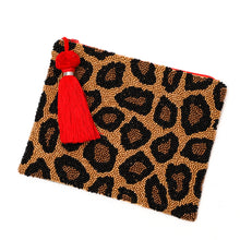 "Smithsonian ""Animal Attraction"" Clutch - Leopard"