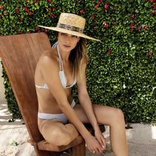 "Nikki Beach ""Bossa"" Hat - Natural"