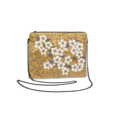 "Smithsonian ""Cherry Blossom"" Beaded Bag"