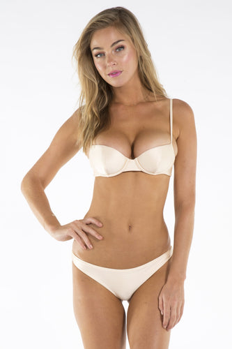 Lolli Swim Sugar Mid Coverage Bottom (Sunkissed)