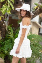 "Nikki Beach ""Barbados"" Hat - White"