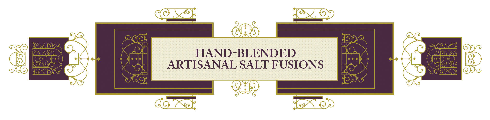 Hand blended artisanal salt fusions from Lift Flavours