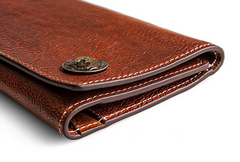 Tough Men's Genuine Leather Wallet