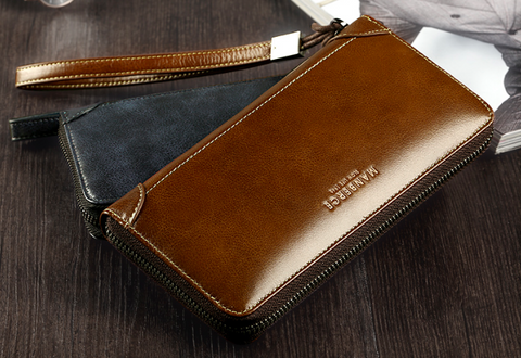 Executive Genuine Leather Wallet
