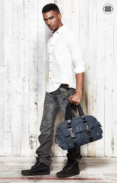 High Fashion Men's Leather Bag