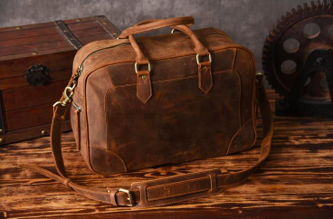 Classic Leather Men's Bag