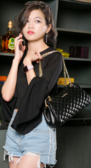 Genuine Leather Cross Shoulder Bag