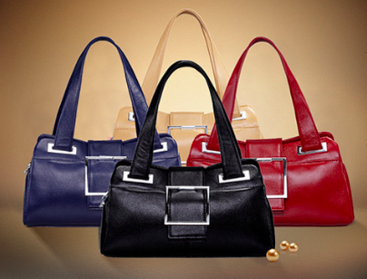 Chic Genuine Leather Lady's Bag