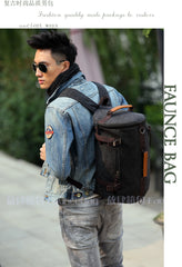 Chic Men Backpack