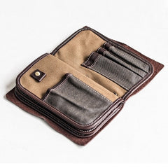 Cowhide Leather Cool Wallet