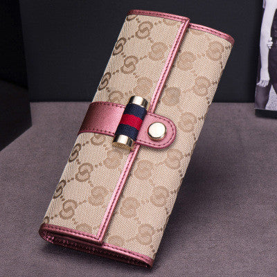 Stylish And Classy Lady's Wallet