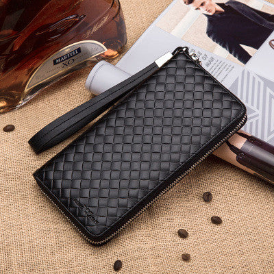 Executive Business Genuine Leather Wallet