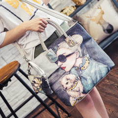 Beautiful Weekend Lady's Bag