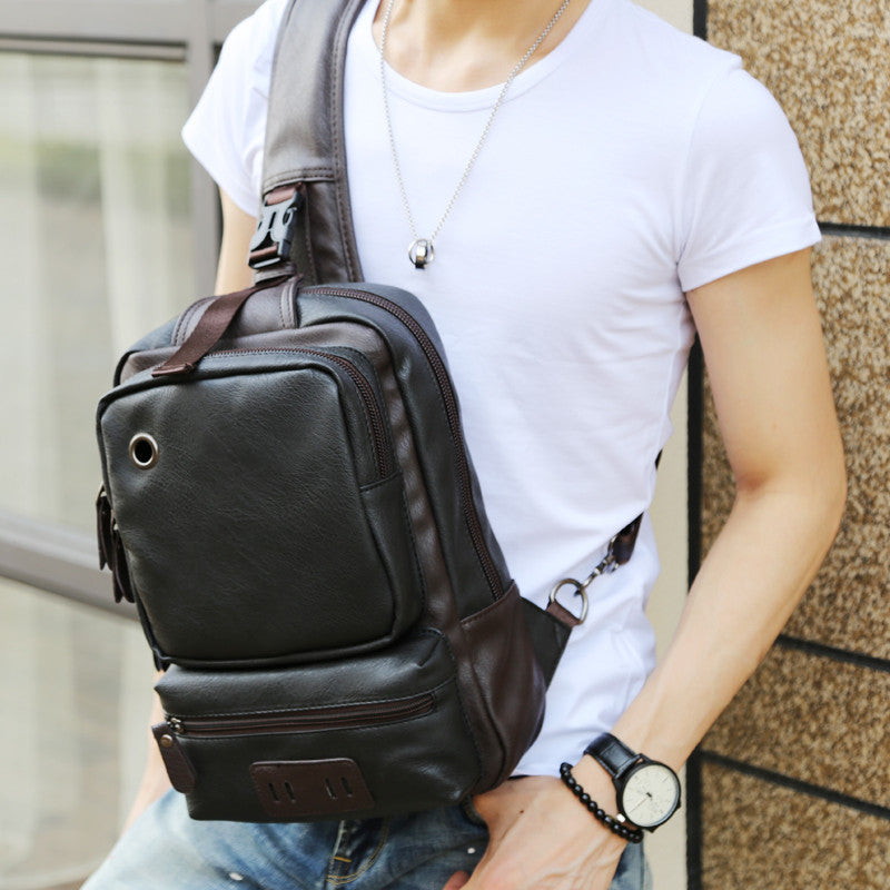 Adventure Cross Shoulder Men's Bag