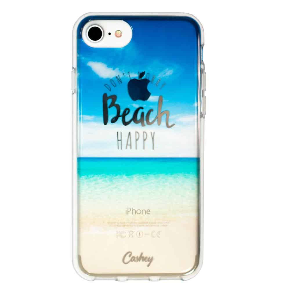 Cashey The beach iPhone Case