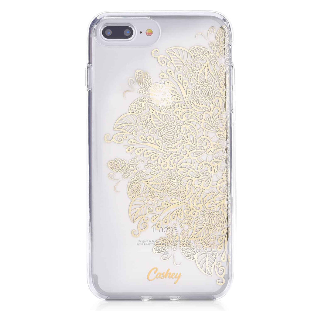 Cashey Samadhi iPhone Case