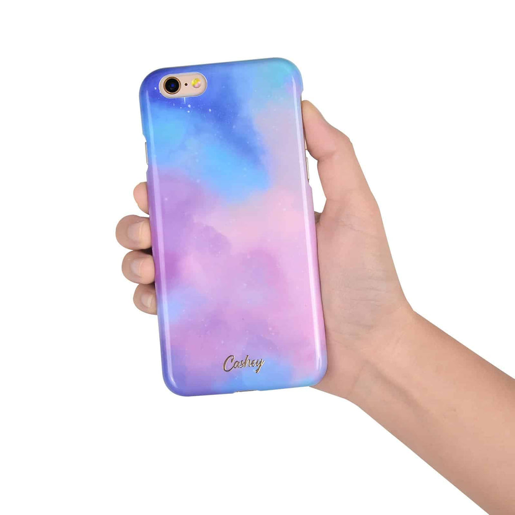 Cashey Cheerful Galaxy iPhone Case