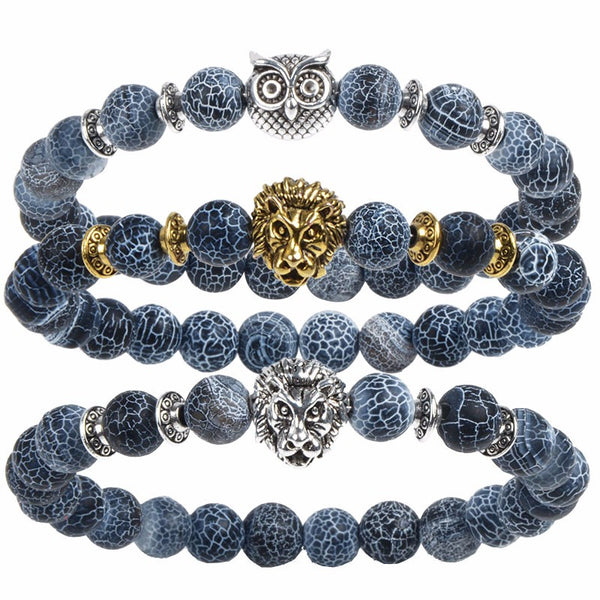 100% Free! Get This Natural Authentic Stone & Alloy Luxury Bracelet 100% Free, Just Pay Shipping And Handling!
