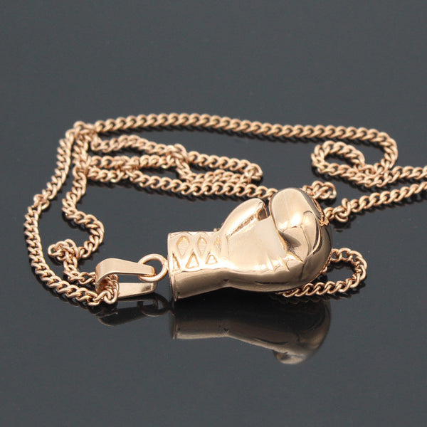 Boxing Glove Necklace *Boxing Match Special* Jewellry