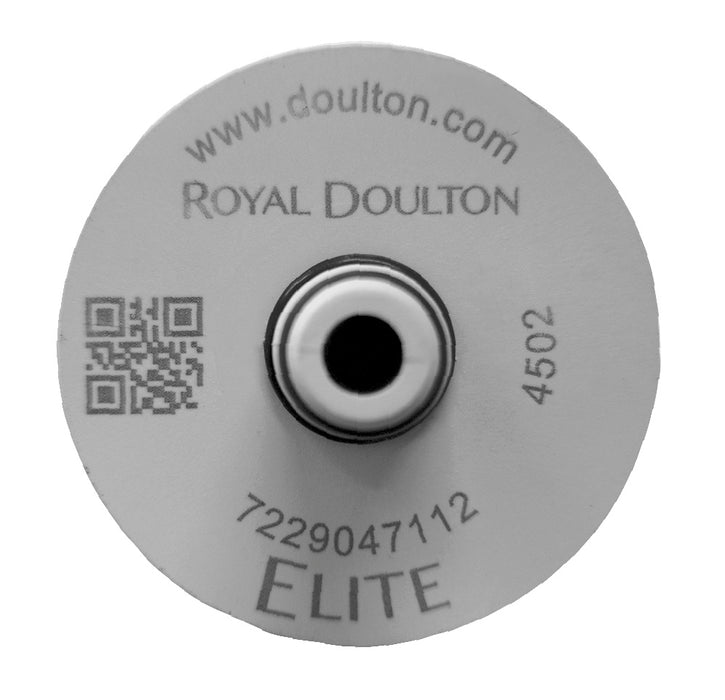 ROYAL Doulton ELITE 4502 Ceramic Water Filter Candle M14 Short Thread Mount Candle