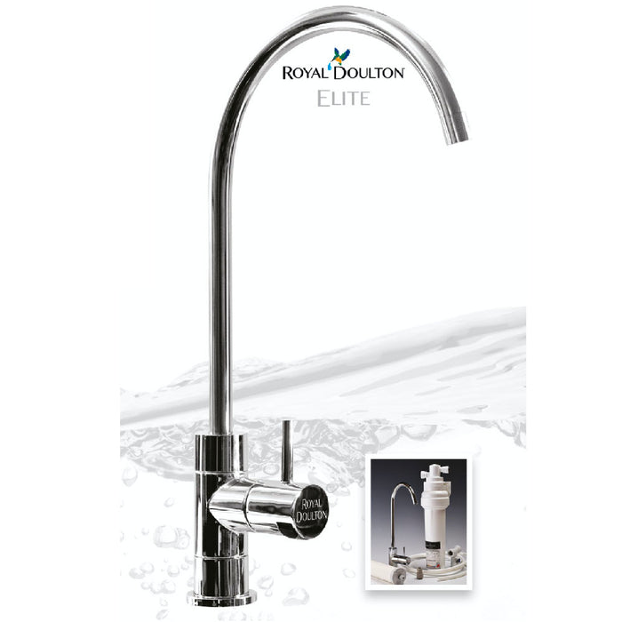 ROYAL DOULTON ELITE IN-COUNTER COMPLETE DRINKING WATER PURIFICATION SYSTEM