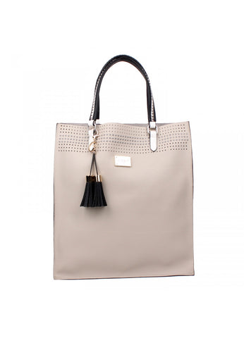 Nikky Costa Rica - NK10004 Bolso Canasta Starr Beige