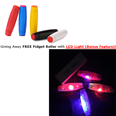 FREE Fidget Roller - Relieves Anxiety & Next Level Satisfaction