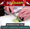 Pocket Diamond Sharpener (50% OFF TODAY ONLY!) **Last FEW Units Left..