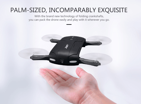 NEW 720p Mini Selfie Drone - (Upgraded HD Camera)
