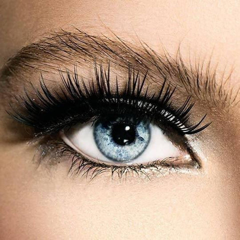 Ultra-Light Magnetic Eyelashes (Budge-proof Technology)