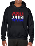 4th Of July Independence Day Hoodie Hooded Pullover Sweatshirt - Vovo Inc
