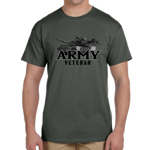 U.S. Army Proud Veteran Short Sleeve T-Shirt - Vovo Inc