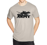 U.S. Army Pride Honor Courage Bravery Served Short Sleeve T-Shirt - Vovo Inc