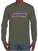 Marry a Veteran Long Sleeve T-Shirt - Vovo Inc