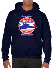 I Was There Area 51 Pullover Hoodie Hooded Sweatshirt - Vovo Inc
