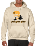 Death From Above Military Air Assault Pullover Hoodie Hooded Sweatshirt - Vovo Inc