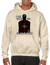 If You Can Do This We Can Be Friends M. T. Pullover Hoodie Hooded Sweatshirt - Vovo Inc