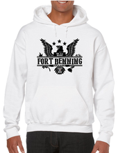 Ft. Fort Benning Georgia Pullover Hoodie Hooded Sweatshirt - Vovo Inc