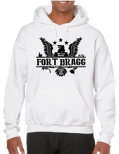 Ft. Fort Bragg North Carolina Pullover Hoodie Hooded Sweatshirt - Vovo Inc