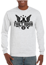 Ft. Fort Hood Texas Long Sleeve T-Shirt - Vovo Inc