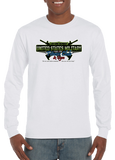 US Military Lifetime Member Fitness Club and Gym Long Sleeve T-Shirt - Vovo Inc