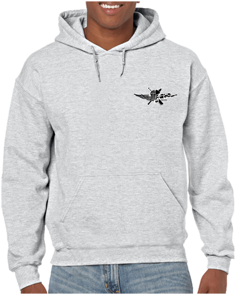 Force Recon Jack Hoodie Hooded Pullover Sweatshirt - Vovo Inc