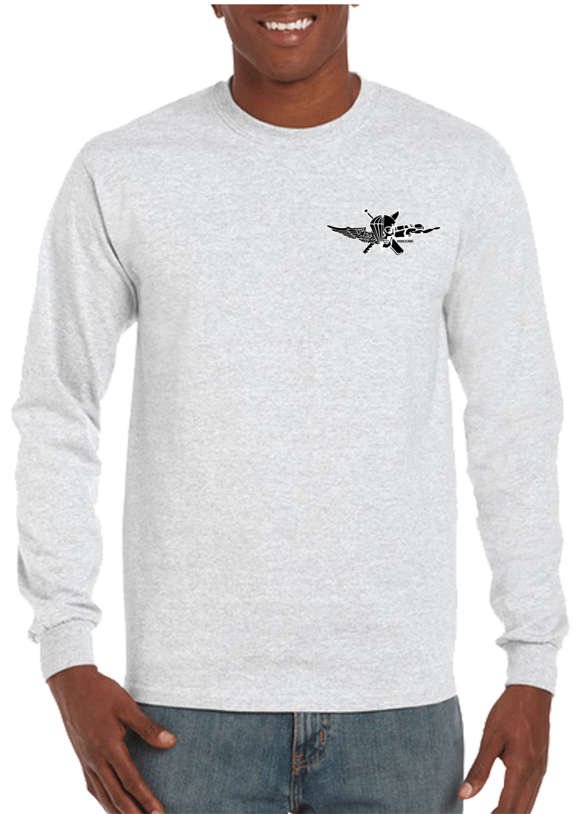 Force Recon Jack Long Sleeve T-Shirt - Vovo Inc