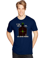 If You Can Do This We Can Be Friends Marksman Target Short Sleeve T-Shirt - Vovo Inc