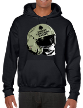 USA Military Front Towards Enemy Helmet Aviation Pullover Hoodie Hooded Sweatshirt - Vovo Inc