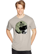 USA Military Front Towards Enemy Helmet Aviation Short Sleeve T-Shirt - Vovo Inc
