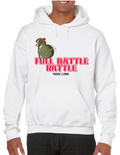 Full Battle Rattle Grenade USA Military Pullover Hoodie Hooded Sweatshirt - Vovo Inc