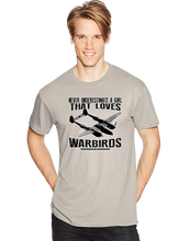 Never Underestimate A Girl That Loves Warbirds Short Sleeve T-Shirt - Vovo Inc